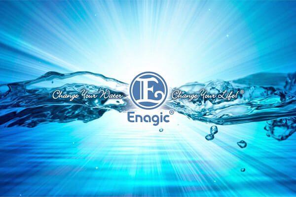 Công ty Enagic sản xuất máy Kangen