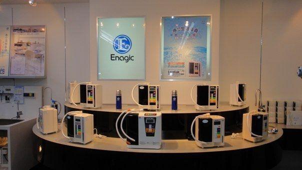Tại sao Enagic sản xuất máy nước KANGEN™ dùng cho gia đình