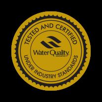Vì sao bạn nên chọn máy lọc nước có nhãn vàng WQA???