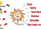 Gốc tự do là gì? Nó có ảnh hưởng gì đến sức khỏe con người?