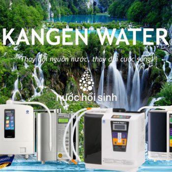 máy lọc nước kangen nào tốt nhất