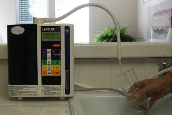 nước kangen có chữa được bách bệnh
